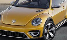Volkswagen Beetle Dune – ny terräng-Bubbla