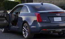Officiell: Cadillac visar nya ATS Coupé