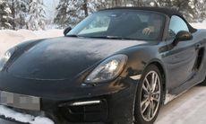 Spion: Porsche Cayman och Boxster GTS hotar 911