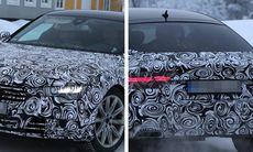Spion: Audi A7 får ett lyft