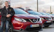 Provkörd: Nissan Qashqai – nya familjefavoriten?