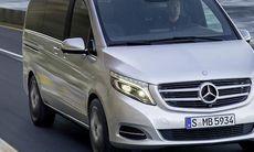Officiell: Mercedes V-klass blir större och lyxigare