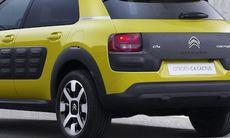 Citroën C4 Cactus är fräckast i lilla suv-klassen