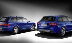 Audi RS 4 Nogaro firar 20-årsdagen för RS 2 Avant