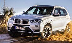 BMW X3 får ett lyft – här är bilder och fakta