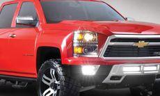 Chevrolet Silverado Reaper är fetast i Chicago