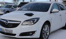 Nya Opel Insignia – men vad är det under huven?