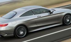 Mercedes S-klass Coupé – alla fakta och bilder