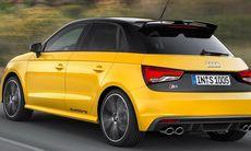 Första bilden på Audi S1 Sportback quattro