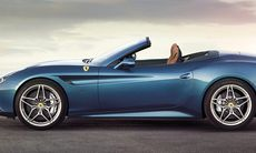 Nya Ferrari California T – med T som i Turbo