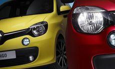 """Officiell: Renault Twingo säger """"tittut"""" på nätet"""