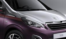 Nya Peugeot 108 – alla fakta och bilder