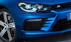 Volkswagen Scirocco får ett lyft