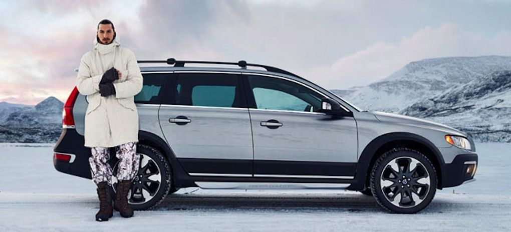 Volvo Bygger Zlatans Xc70 Made By Sweden Auto Motor