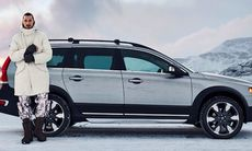 "Volvo bygger Zlatans XC70 ""Made by Sweden"""
