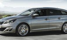 Peugeot 308 SportWagon blir snålast i klassen