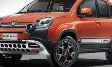 Fiat Panda Cross är småbilarnas nya tuffing