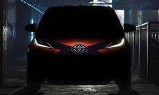 Nya Toyota Aygo tittar fram – se videon