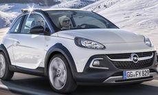 Opel Adam Rocks – tuffare än Volkswagen Cross Up?