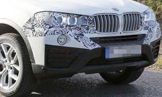 Spion: BMW X4 visar upp sig
