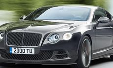 Bentley uppdaterar Continental GT Speed och Flying Spur