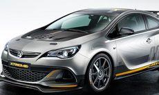 Opel Astra OPC Extreme blir starkast någonsin