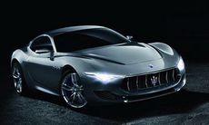 Maserati visar upp Alfieri – nästa GranTurismo?