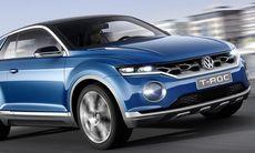 Volkswagen T-Roc visar kommande storsatsning