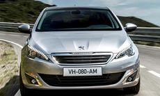 Gröna Bilister inte helt nöjda med Peugeot 308 som Årets Bil
