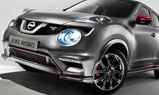 Nissan Juke får ett lyft – är den snyggare nu?