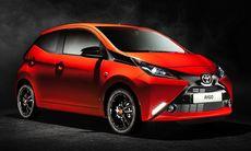 Nya Toyota Aygo officiell – bilder och fakta