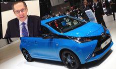 Breaking news: Det är slut med trista Toyotabilar!