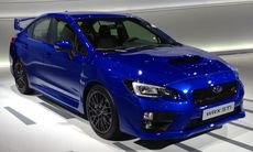 Nya Subaru WRX STI – en äkta nörddröm!