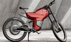 Qoros bygger elmotorcykel