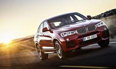 Officiell: BMW X4 ska köra över Range Rover Evoque
