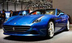 Nya Ferrari California T – ännu fler fakta och filmer