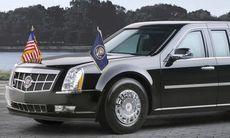 USA:s president får ny tjänstebil