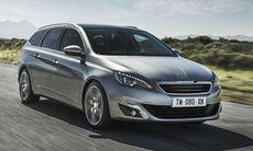 """Peugeot ökar tempot på 308 efter """"Årets Bil 2014"""""""