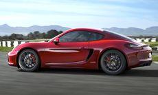 Porsche Boxster GTS och Cayman GTS – 15 hk extra