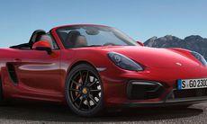 Porsche bekräftar fyrcylindrig boxermotor