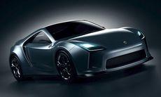 BMW och Toyota bygger hybridsportbil med kondensatorer