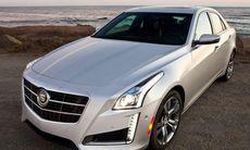 Provkörd: Cadillac CTS ska utmana BMW 5-serie