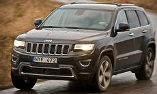 Nästan en miljon Jeep och Dodge återkallas för bromsfel