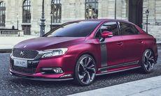 Citroën DS 5LS R – specialmodell för Kina