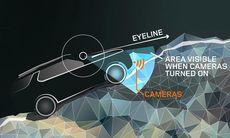 Land Rover skapar genomskinlig motorhuv med ny kamerateknik