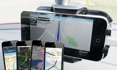 Test: 8 vassa GPS-appar för tjänstebilisten
