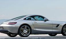 Mercedes-AMG GT – första officiella bilderna