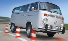 Vintage-test: VW buss T2