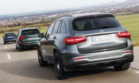 Test: Audi SQ5 3,0 TFSI q, BMW X3 M40i xDrive, Mercedes-AMG GLC 43 4Matic