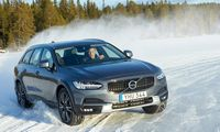 PROV: Volvo V90 Cross Country